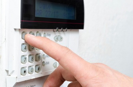 Alarmas contra robo e intrusión