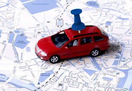 Localización de vehículos